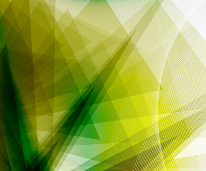 shiny fantasy polygonal background vector art
