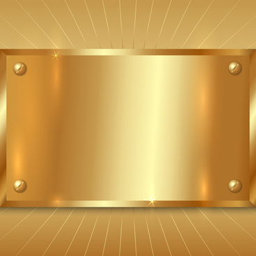 62a0ef3b1c7c Shiny gold metal free vector download (9