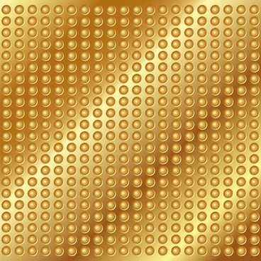 shiny golden metallic vector background