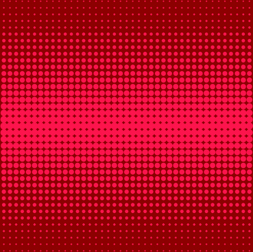 shiny halftone dots background vector