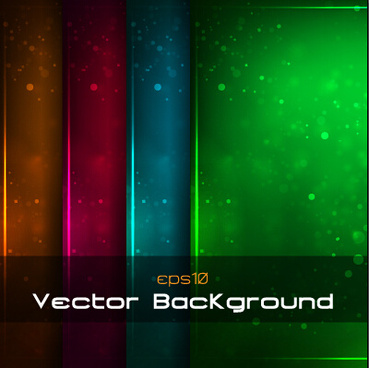 shiny light dot colored background graphic vector