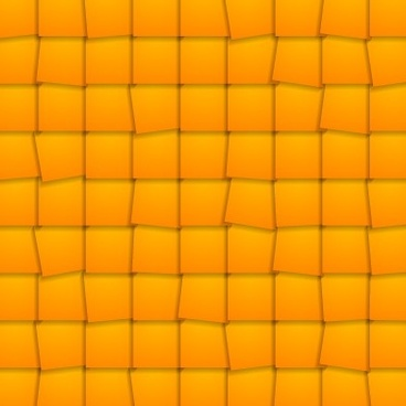 shiny yellow squares pattern vector graphic