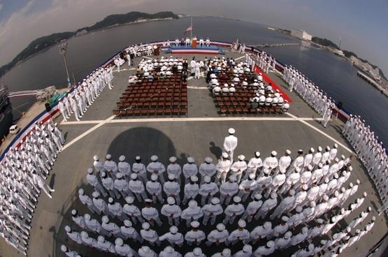 ship aircraft carrier yokosuka