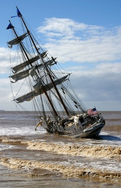 ship sailing vessel irving johnson