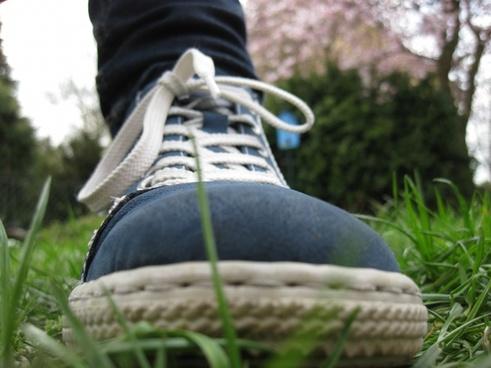 shoe loop foot