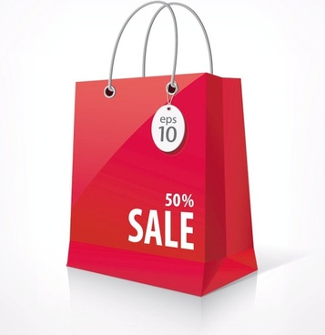White Shopping Bag Free Vector Download 9 681 Free Vector For