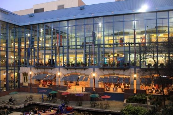 shopping mall in san antonio texas