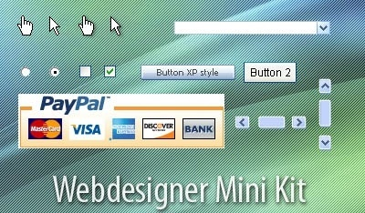shopping web icons psd layered