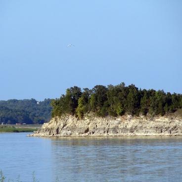 shoreline in missouri