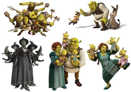 shrek 4 highdefinition picture