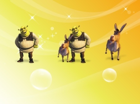 Shrek Icons icons pack
