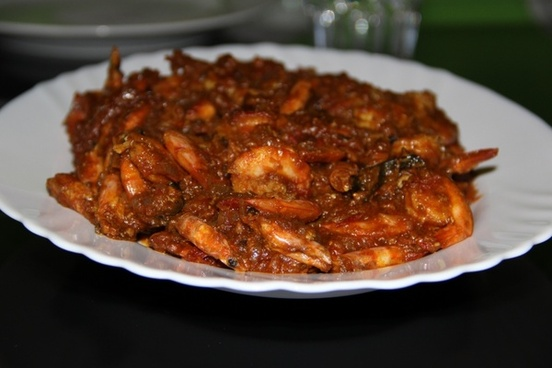 shrimp curry spices
