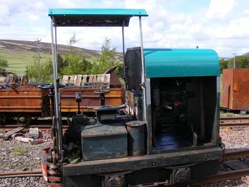 shunting engine