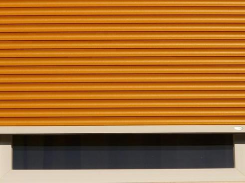 shutters roller blind window