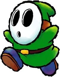 Shyguy Green