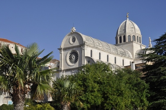 sibenik dom church
