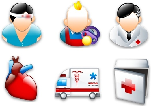 Sigma Medical Icons icons pack