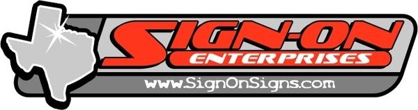 sign on enterprises