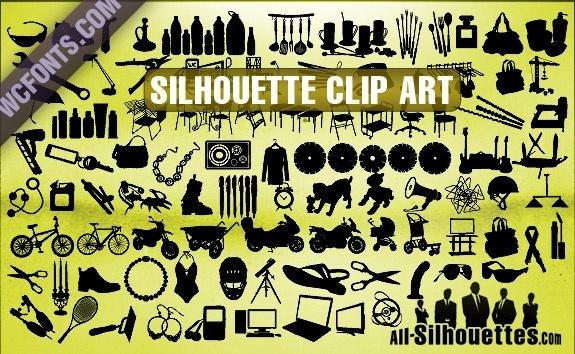 Silhouette Clip Art