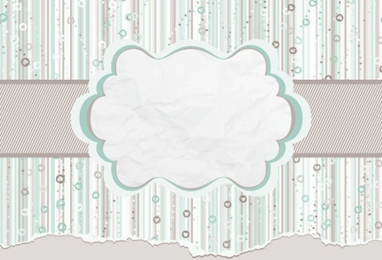 simple and elegant paper background 03 vector
