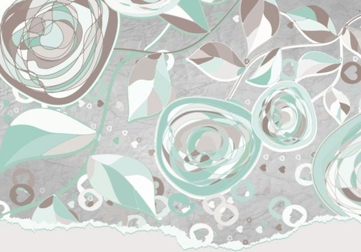 simple and elegant paper background 04 vector