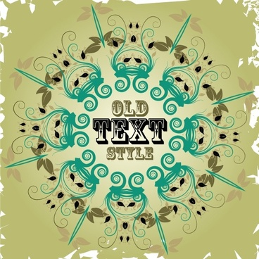 simple and elegant pattern background 05 vector
