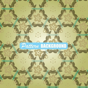simple and elegant pattern background vector