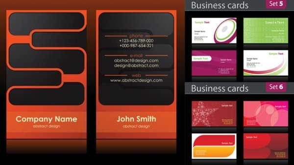Business Card Background Design Free Vector Download 63 353 Free