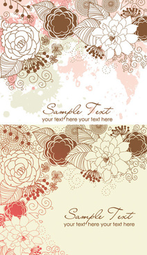 simple decorative pattern background vector
