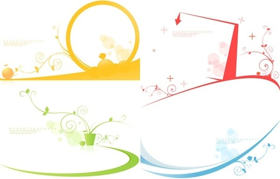 simple graphics vector 19