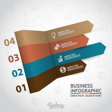 simple infographic illustration