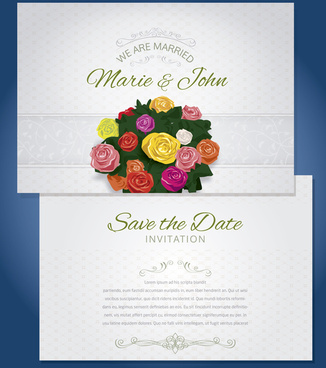 Simple Invitation Border Design Free Vector Download 9150