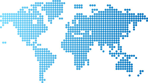 Simple world map vector free vector download 5590 free vector for simple world maps vector gumiabroncs Image collections