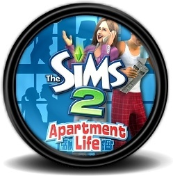 Sims 2 Apartment Life 1