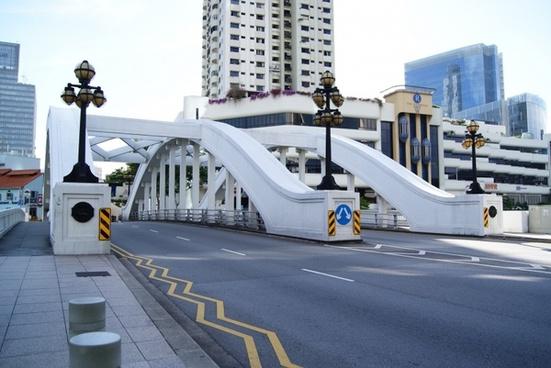 singapore city street