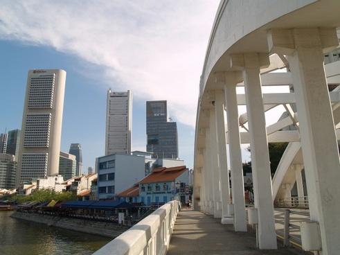 singapore sky clouds