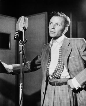 singer frank sinatra 1947