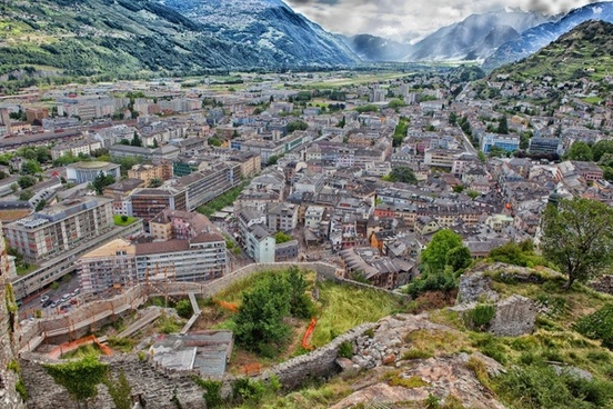 sion switzerland city