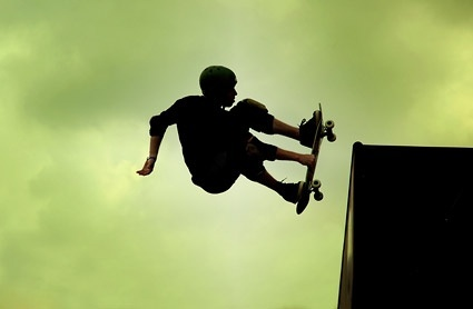 skateboarding picture 3