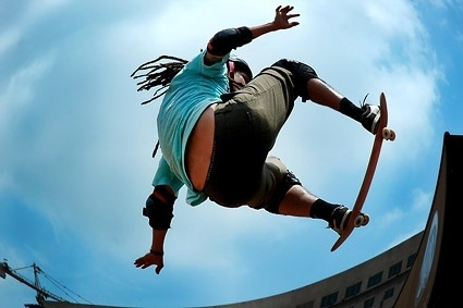 skateboarding picture 4