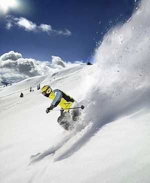ski instant picture