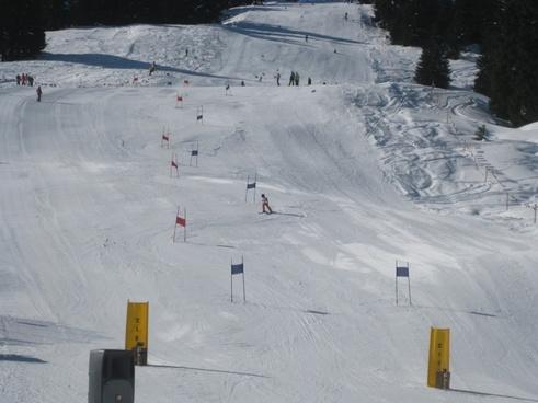 ski race sports