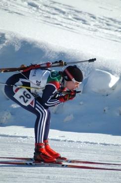 ski skier sports