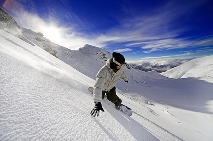 skiing picture