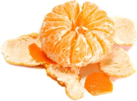 skinned oranges hd image