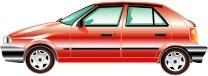 Skoda Car clip art