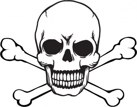vector day dead skull free vector download 4 642 free vector for