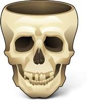 Skull empty