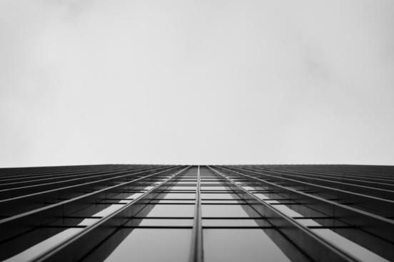 sky building city