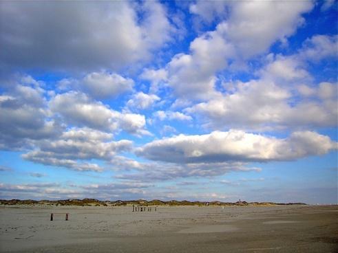 sky clouds blank